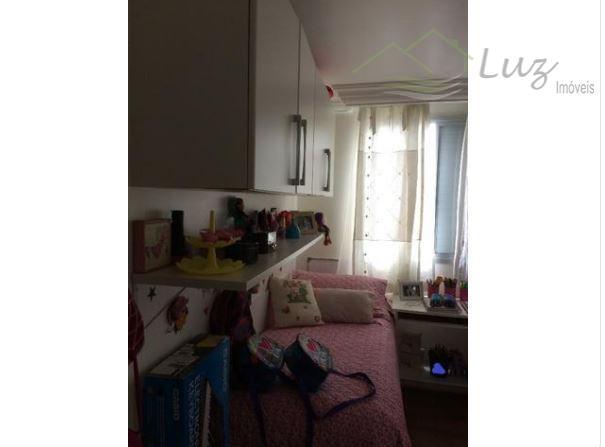 apartamento 2 dormitórios com armários planejados, apartamento arejado com sanca, aquecedor a gás, papel de paredeestuda...