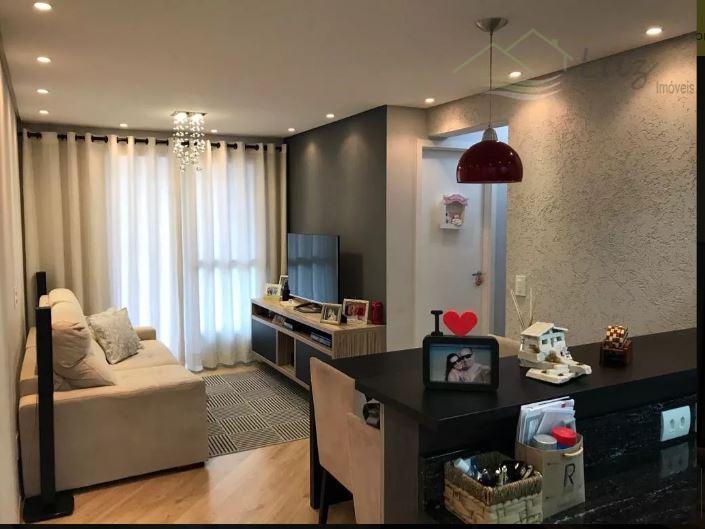lindo apartamento completo, próximo anchieta, supermercados, avenidas principais de são bernardo do campo. possui 2 dormitórios...