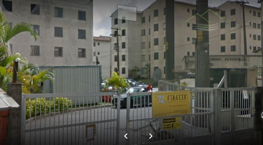 Apartamento com 2 dormitórios à venda, 54 m² por R$ 160.000 - Jardim Irajá - São Bernardo do Campo/SP