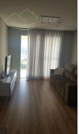 Apartamento com 3 dormitórios à venda, 104 m² por R$ 475.000 - Centro - São Bernardo do Campo/SP