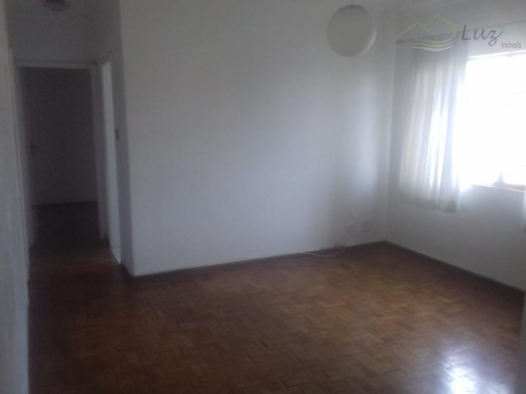 Apartamento com 3 dormitórios à venda, 85 m² por R$ 220.000 - Vila Caminho do Mar - São Bernardo do Campo/SP