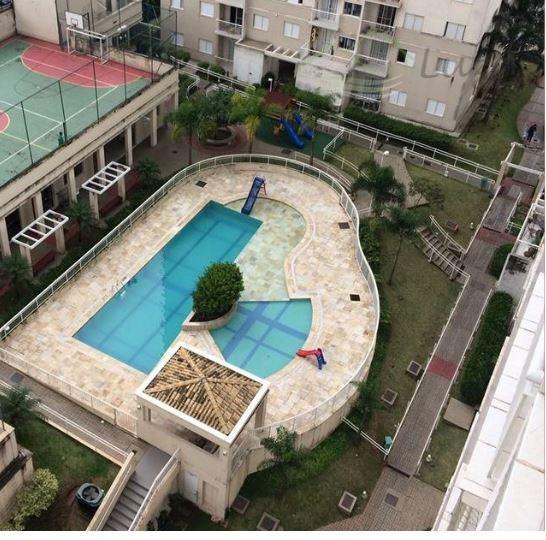 Apartamento com 2 dormitórios à venda, 50 m² por R$ 220.000 - Santa Terezinha - São Bernardo do Campo/SP