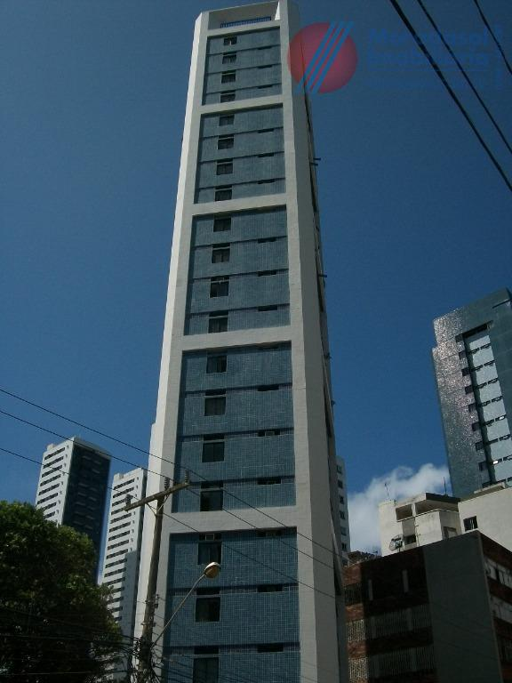 edf vitória régia - apartamento nascente no 12º andar com sala em l com vista p/...