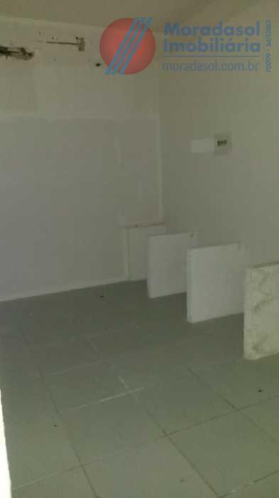 edf marcílio dias - excelente loja com 57m² com recepção e sala, mezanino com sala, copa...