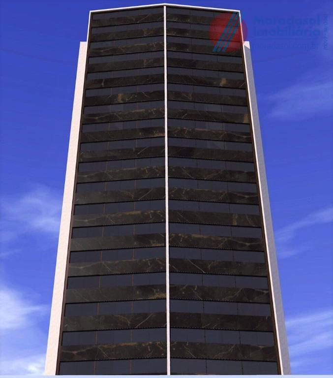 Edf. Gávea - Cobertura Duplex na Rua dos Navegantes