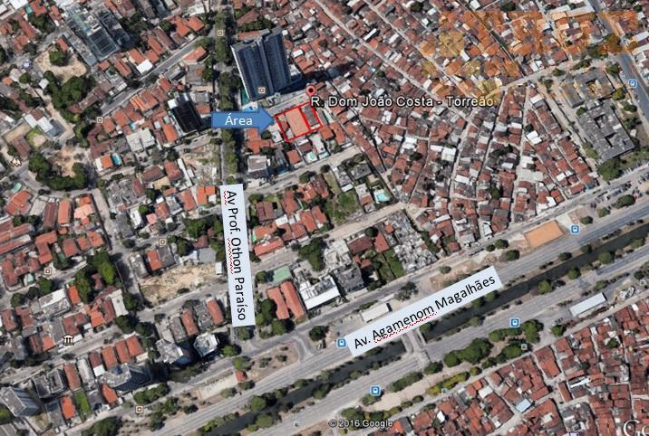 Terreno 490 m²