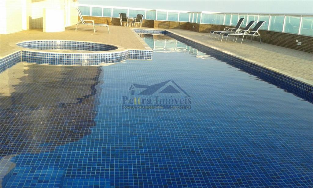 Apartamento Garden Alto Padrão - Vila Guilhermina - Lazer completo