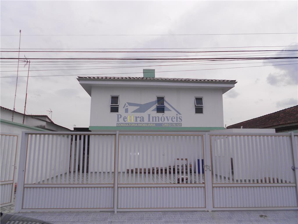 Sobrado 2 Dormitórios Novo Pronto (Aceita Financiamento)