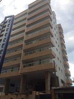 Apartamento Residencial à venda, Campo da Aviação, Praia Grande - AP2374.