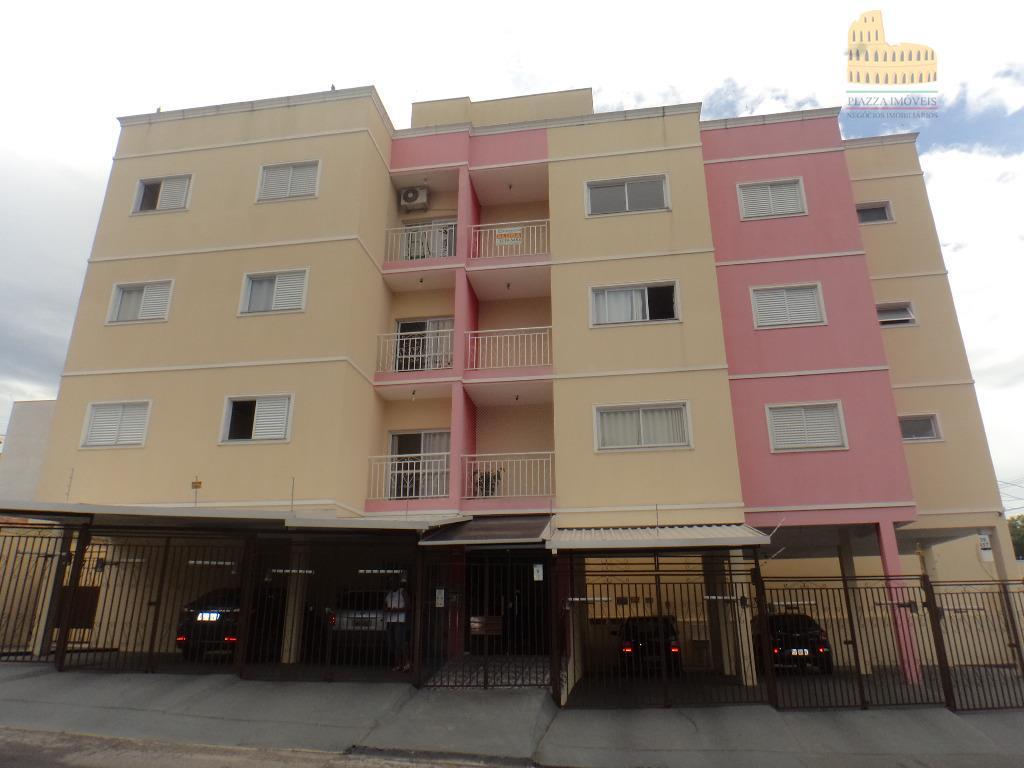 Apartamento residencial para locação, Jardim Piazza di Roma I, Sorocaba.