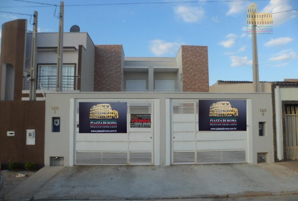 Selecione residencial à venda, Jardim Tulipas, Sorocaba.