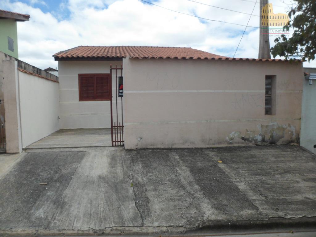 Casa  residencial para locação, Conjunto Habitacional Júlio de Mesquita Filho, Sorocaba.