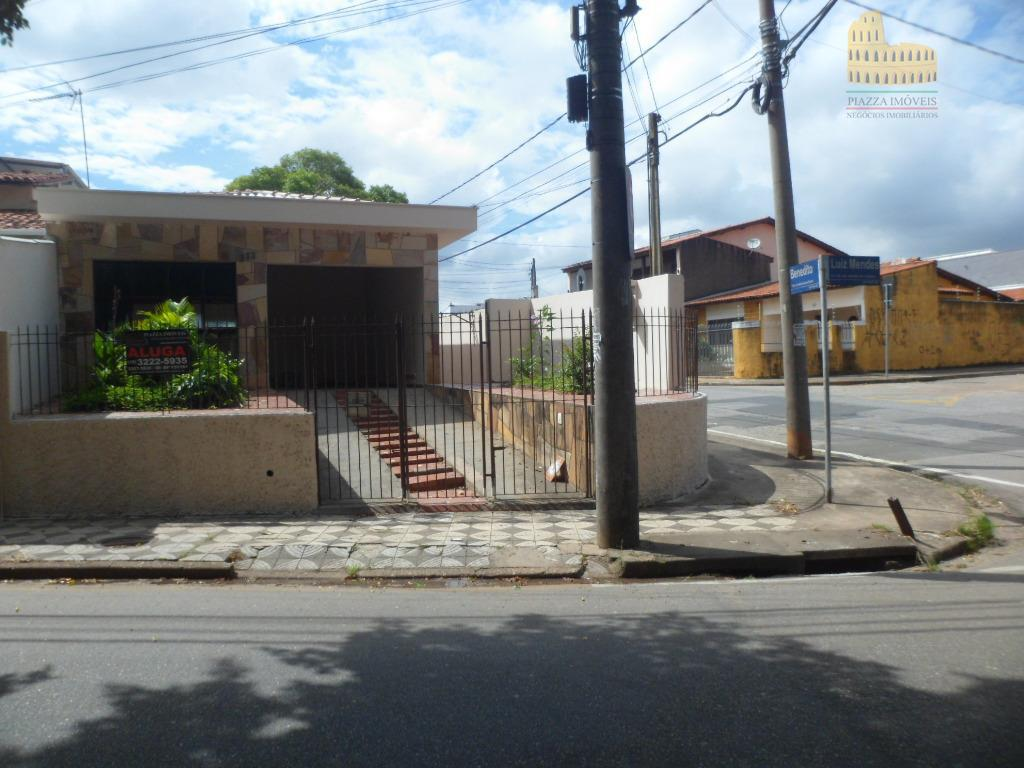 Casa  Comercial para locação, Vila Espírito Santo, Sorocaba.