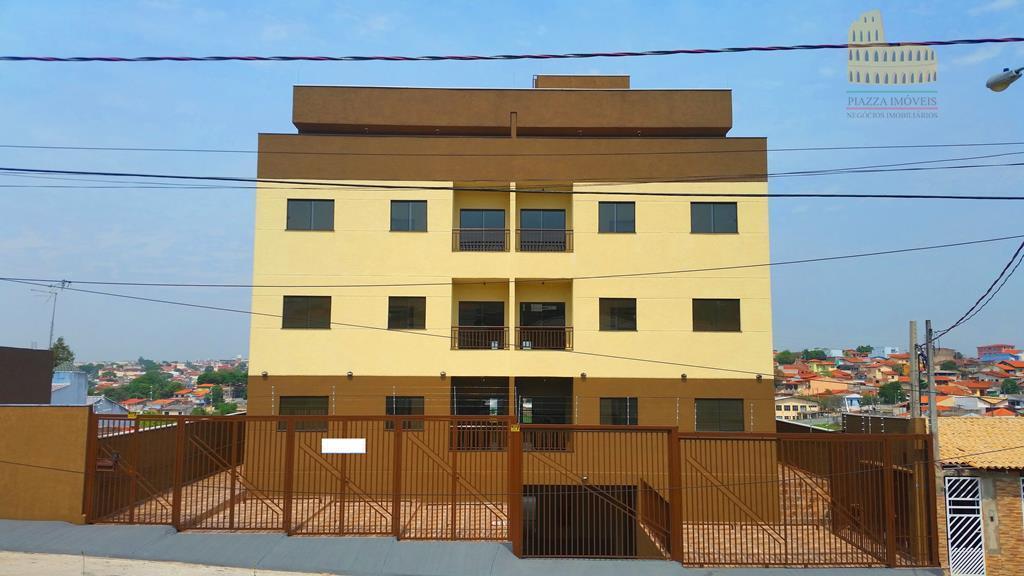 Prédio residencial para locação, Cidade Jardim, Sorocaba - AP0004.