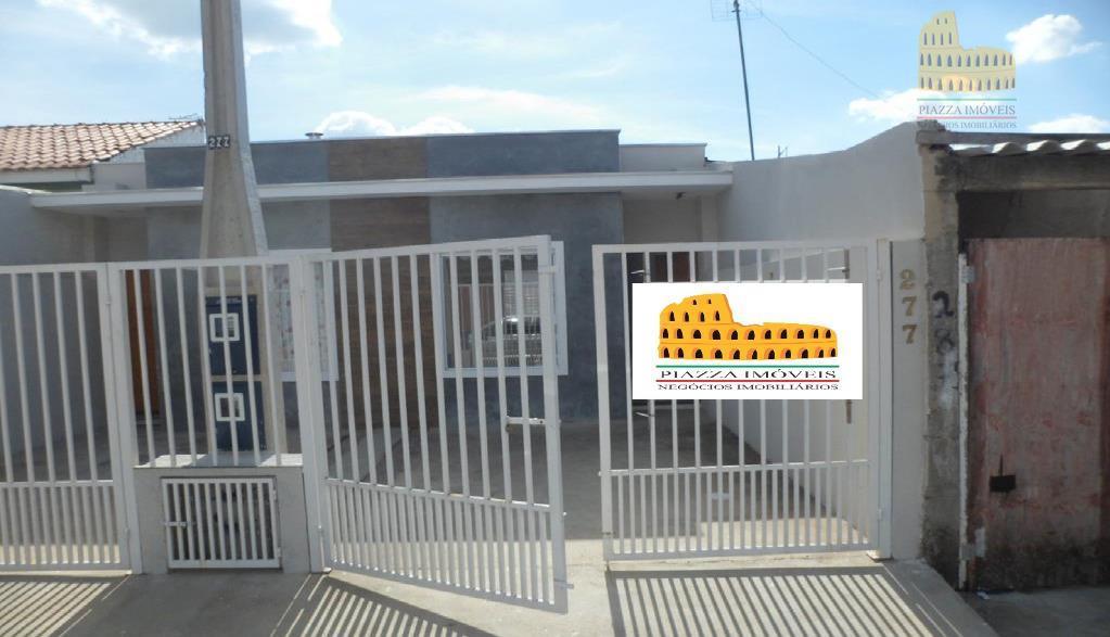 Casa residencial à venda, Jardim Santa Madre Paulina, Sorocaba - CA0037.