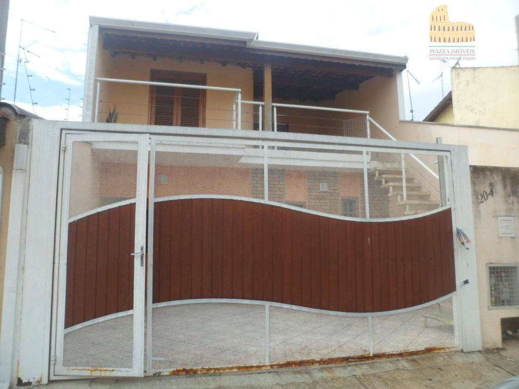 Sobrado residencial para locação, Jardim Maria Eugênia, Sorocaba - SO0032.