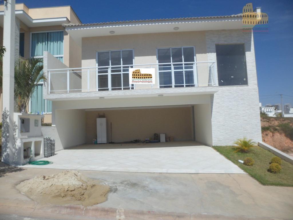 Sobrado  residencial à venda, Wanel Ville, Sorocaba.