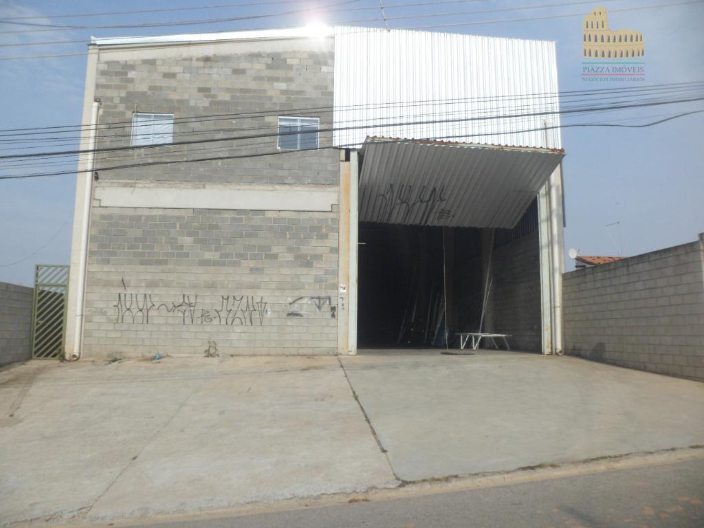 Galpão comercial para locação, Ipanema do Meio, Sorocaba - BA0003.
