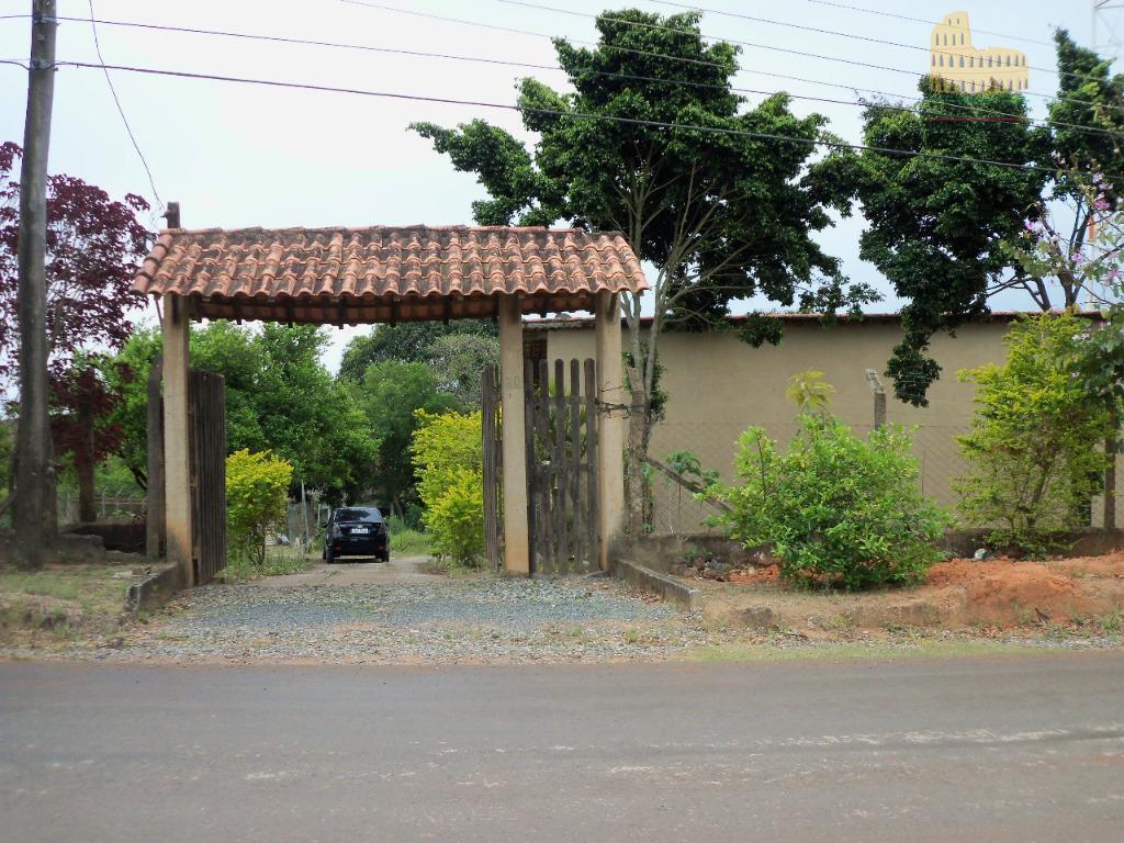 Chácara  rural à venda, Quintais do Imperador, Sorocaba.