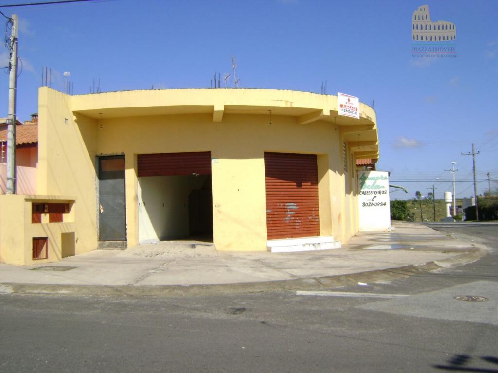 Barracão comercial para locação, Jardim Santa Bárbara, Sorocaba.