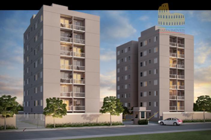Apartamento residencial para locação, Chácaras Reunidas São Jorge, Sorocaba.