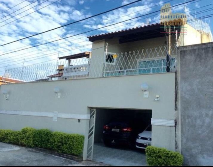 Sobrado residencial à venda, Parque Esmeralda, Sorocaba.