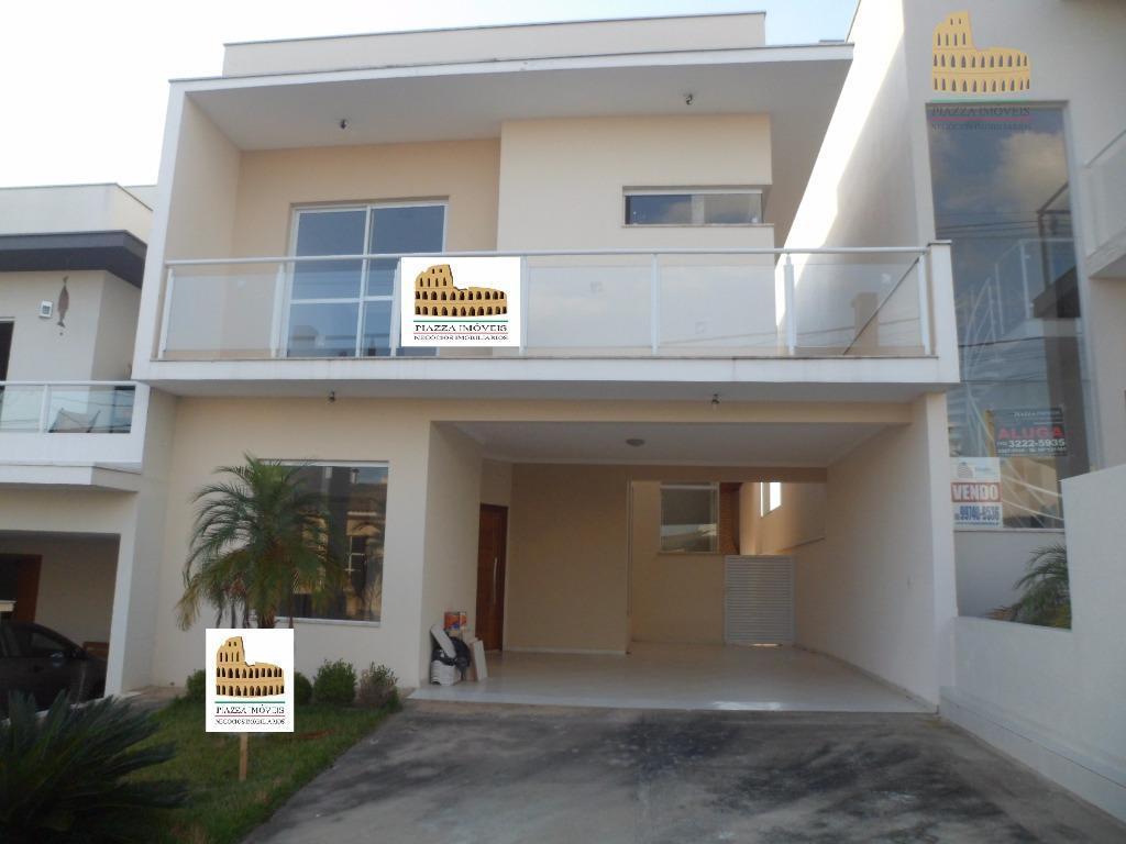 Sobrado residencial para venda e locação, Condomínio Villagio Milano, Sorocaba - SO0034.