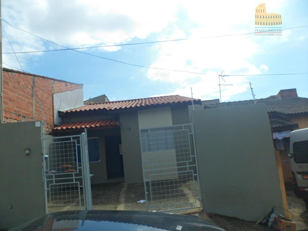 Casa residencial à venda, Jardim São Lourenzo, Sorocaba.