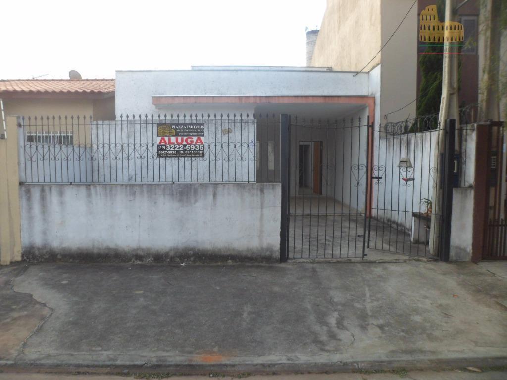 Casa residencial para locação, Jardim Tulipas, Sorocaba.