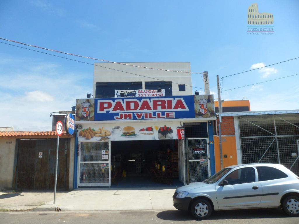Sala comercial para locação, Wanel Ville, Sorocaba - SA0002.
