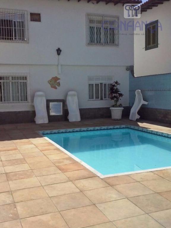 Casa com 2 dormitórios para alugar, 80 m² por R$ 3.000 - Portinho - Cabo Frio/RJ