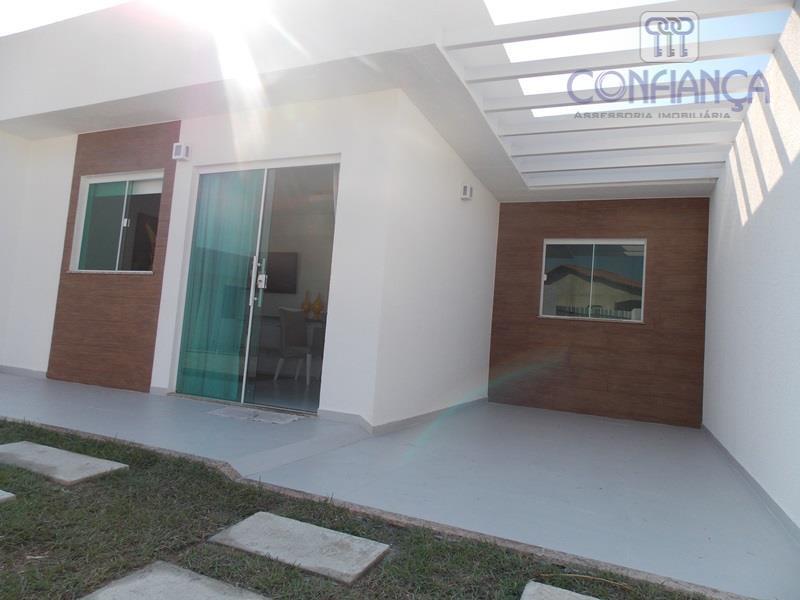 Casa 3 quartos c/1 suíte, Campo Grande!