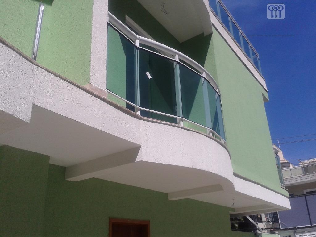 Casa residencial à venda, Vila Valqueire, Rio de Janeiro - CA0332.