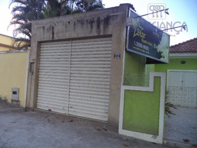 Salão  comercial para locação, Campo Grande, Rio de Janeiro.