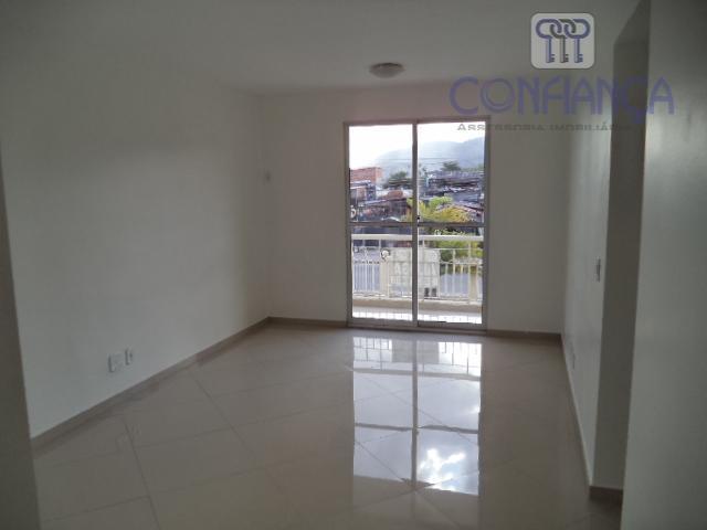 Apartamento residencial à venda, Campo Grande, Rio de Janeiro - AP0355.