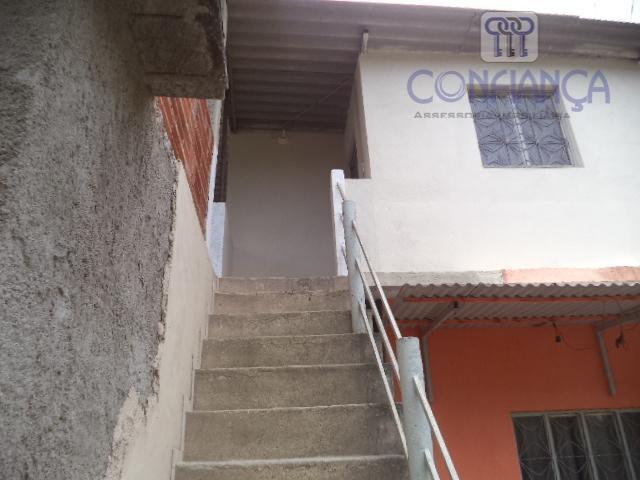 Casa residencial para locação, Guaratiba, Rio de Janeiro.