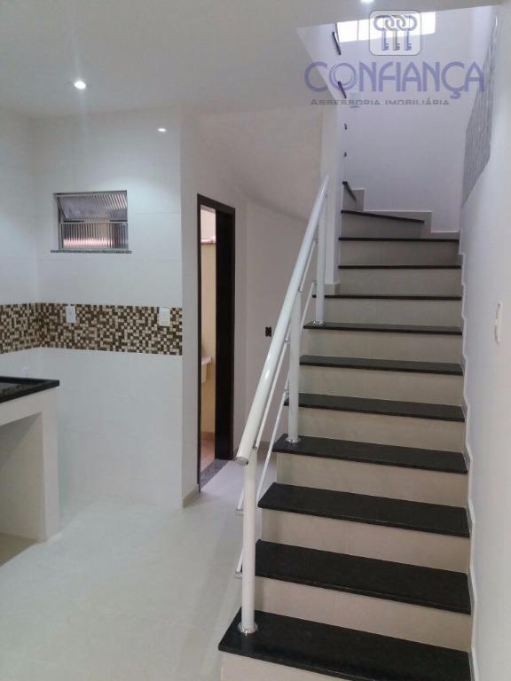 excelente casa com três quartos sendo duas suítes, sala, cozinha, banheiro social, garagem. o imóvel está...