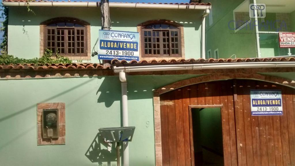 Casa residencial para venda e locação, Campo Grande, Rio de Janeiro.