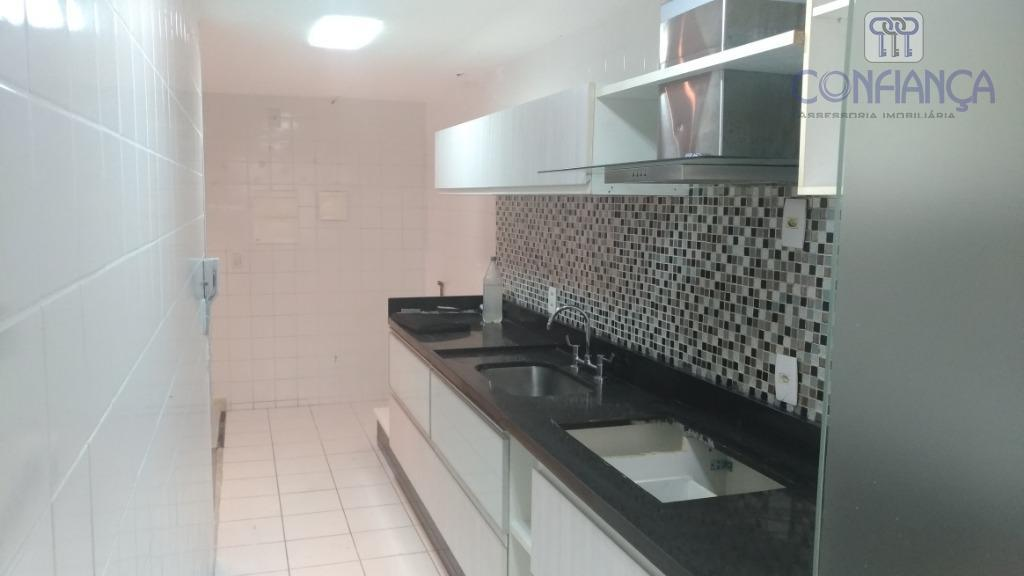 Apartamento com 3 dormitórios à venda, 126 m² por R$ 650.000 - Campo Grande - Rio de Janeiro/RJ