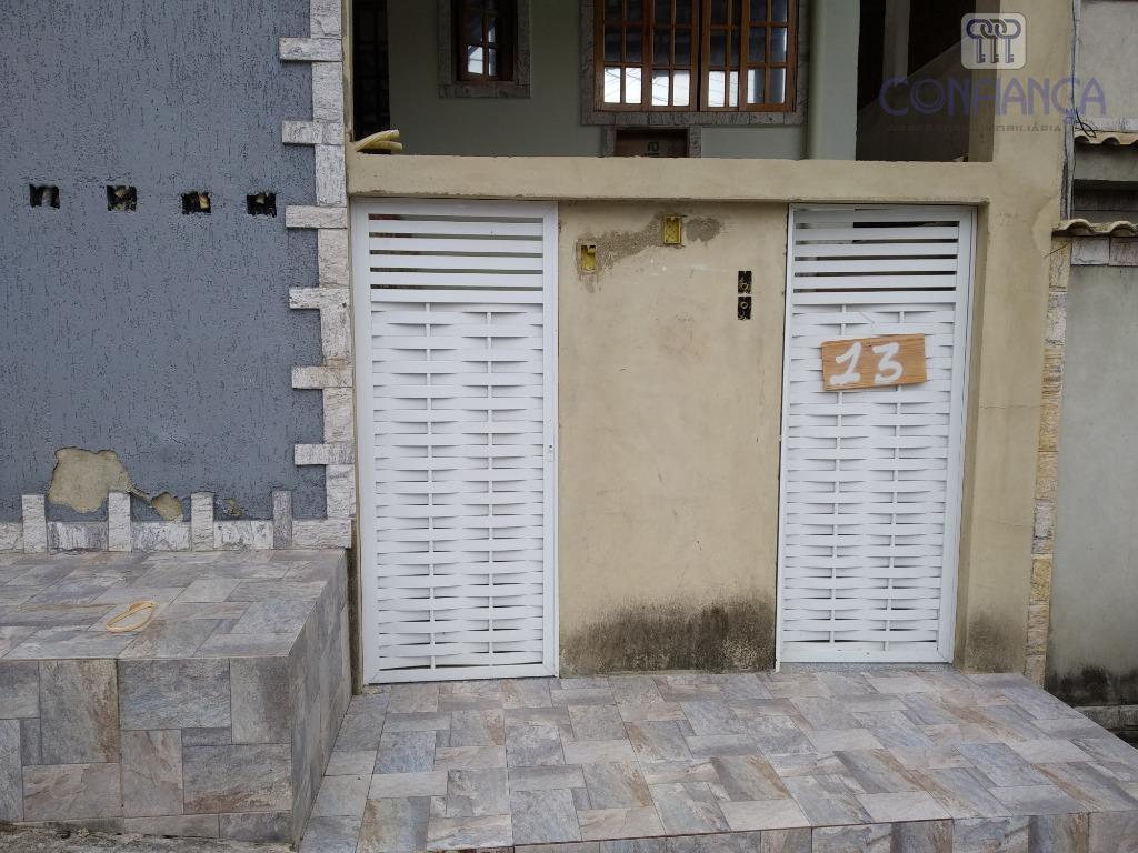 Casa com 1 dormitório para alugar, 50 m² por R$ 740/mês - Campo Grande - Rio de Janeiro/RJ