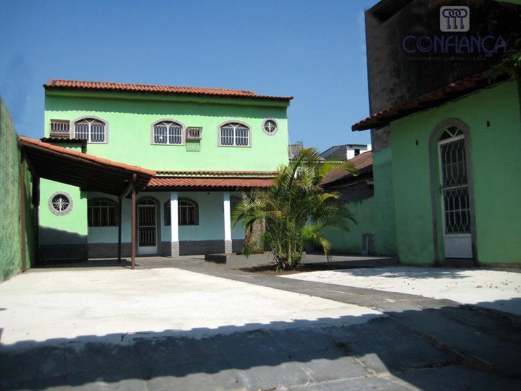 Casa com 3 dormitórios à venda, 110 m² por R$ 320.000 - Campo Grande - Rio de Janeiro/RJ