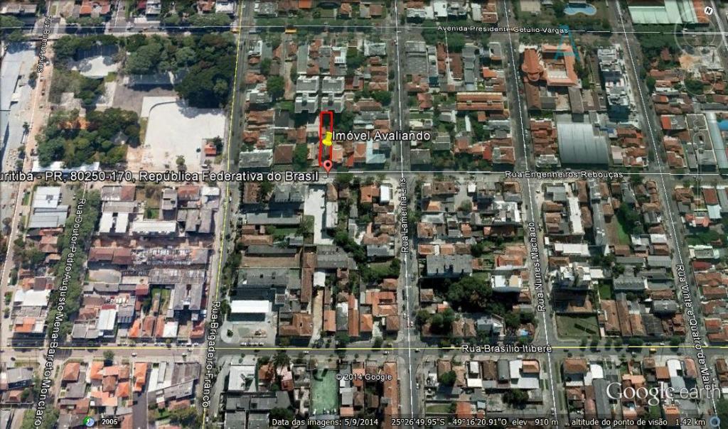 oportunidade! excelente terreno zr4, medindo 11m x 60m, totalizando 660m². ótima localização, entre as ruas lamenha...