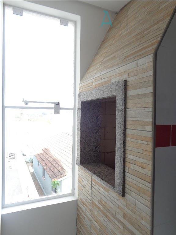 excelente apartamento com churrasqueira a carvão, acabamento em gesso, piso laminado, sala e cozinha estilo americano,...