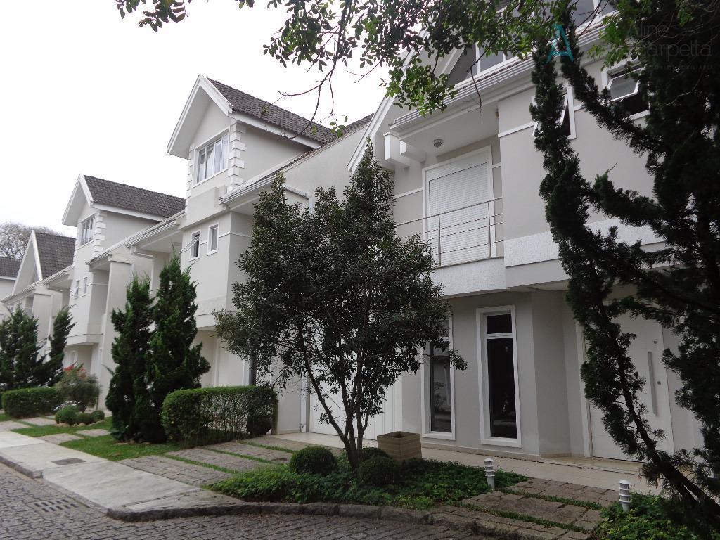 Casa residencial à venda, Jardim Social, Curitiba.
