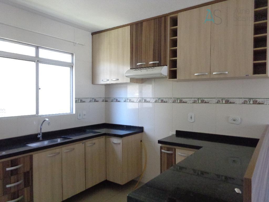 Apartamento com 3 dormitórios à venda, 63 m² por R$ 175.000 - Afonso Pena - São José dos Pinhais/PR