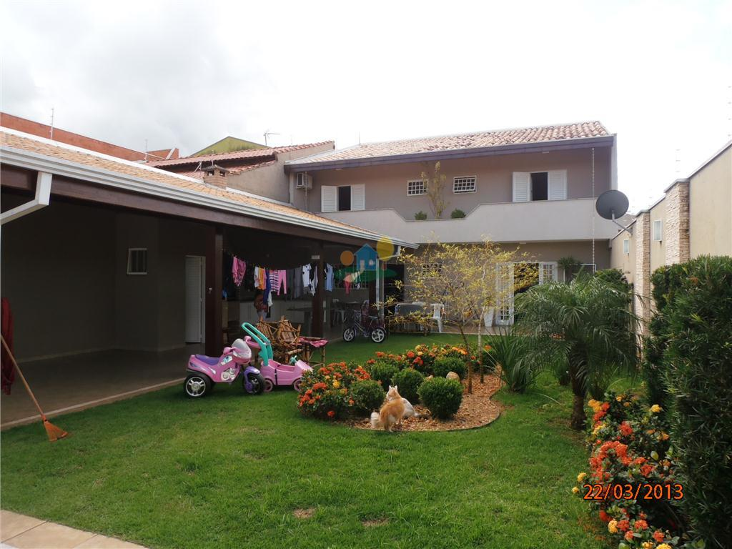 Casa residencial à venda, Residencial Parque Rochele II, Santa Bárbara D'Oeste - CA0242.