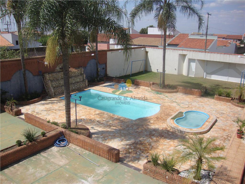 Casa Residencial Alto Padrão, Jardim Alfa, Santa Bárbara D'Oeste - CA0075.