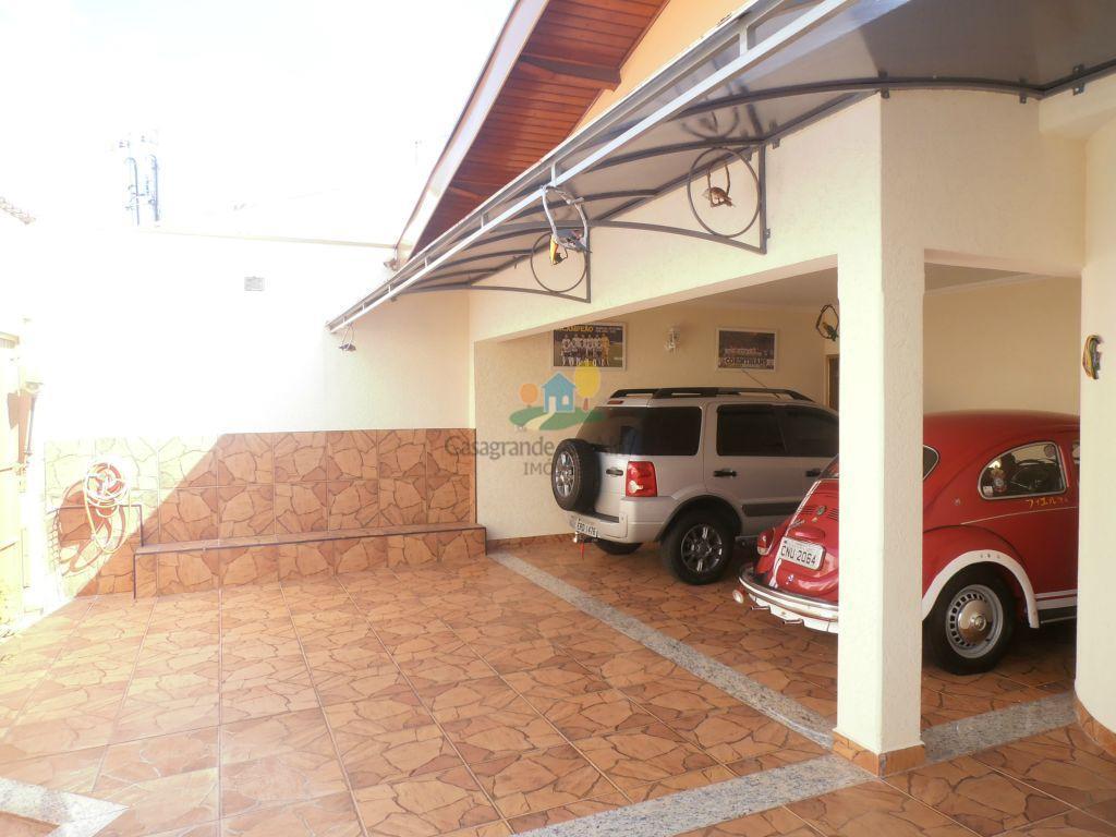 Casa residencial à venda, Jardim Paulista, Santa Bárbara D'Oeste.