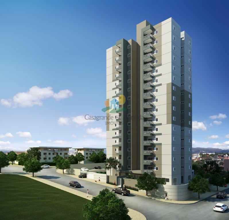 Apartamento residencial à venda, Vila Brasil, Santa Bárbara D'Oeste.