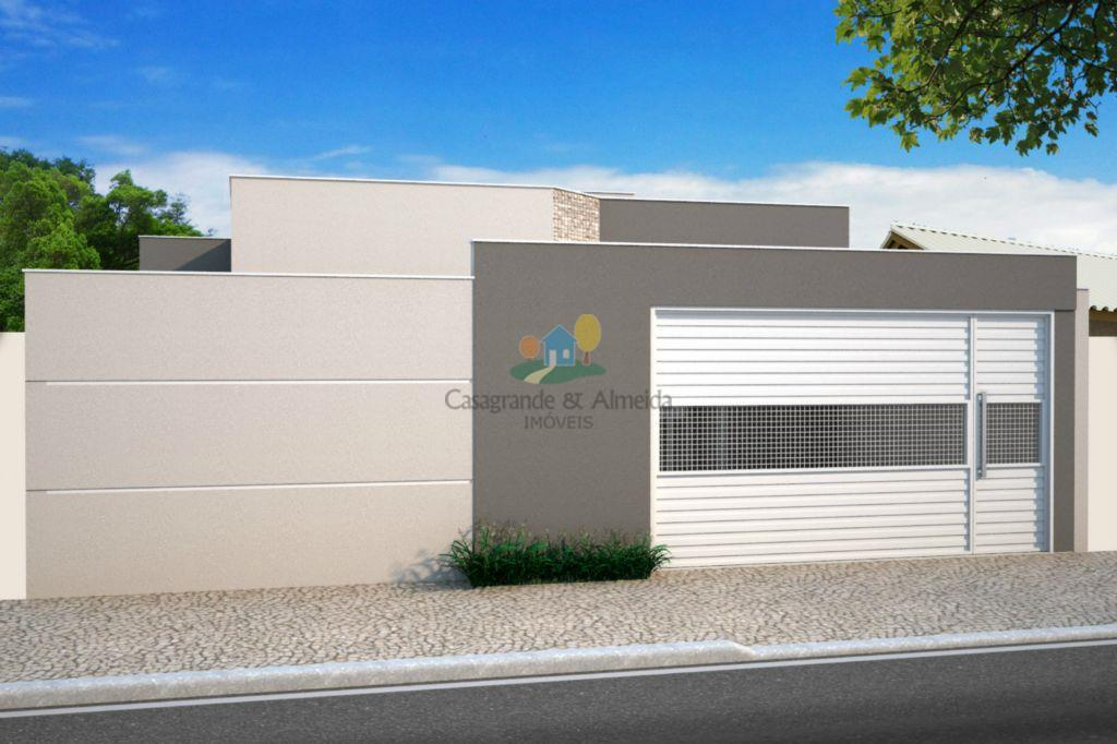 Casa residencial à venda, 31 de Março, Santa Bárbara D'Oeste.